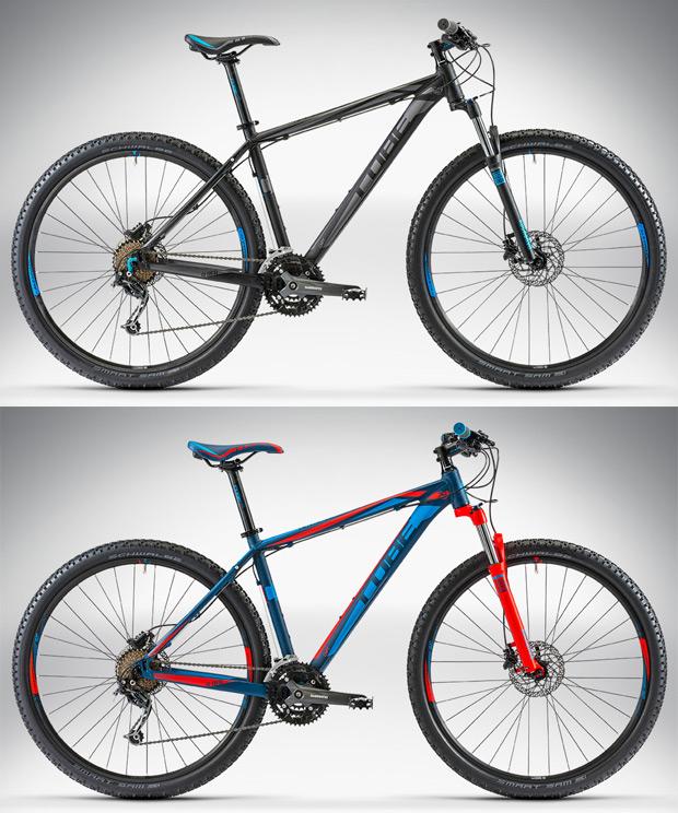 Cube Analog 2014: Una buena bicicleta de iniciación con tres tamaños de rueda disponibles