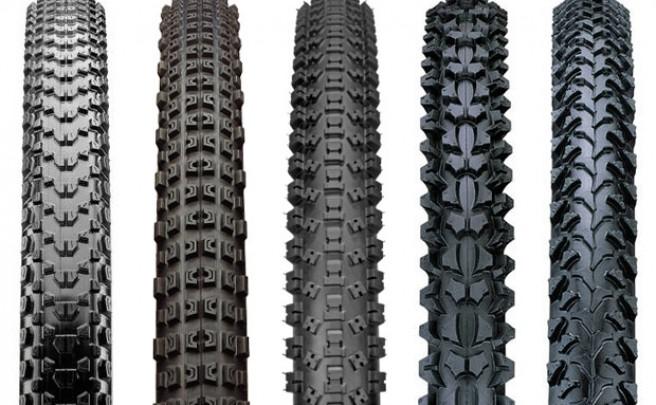 Todas las cubiertas de 2014 para bicicletas de montaña de Maxxis, Continental, Schwalbe, Hutchinson, Geax y Michelin