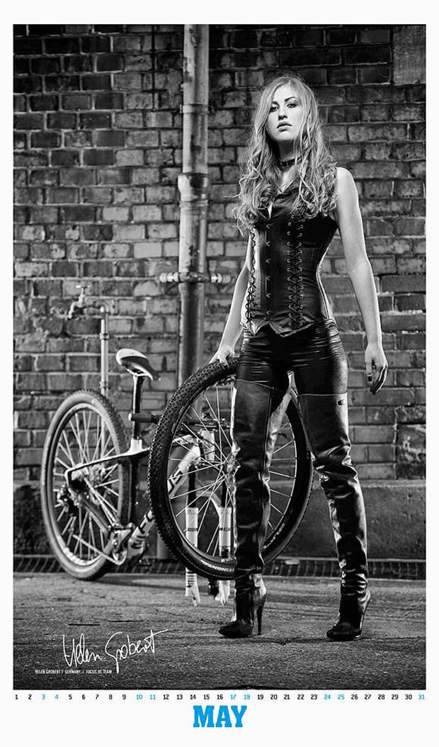 CyclePassion 2014. Todas las imágenes del calendario más sensual del ciclismo