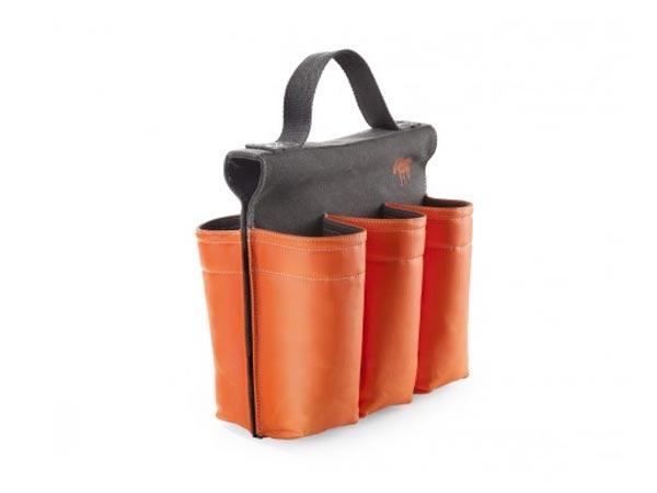 Donkey 6Pack: Una práctica bolsa para transportar hasta seis botellas fresquitas en nuestra bicicleta