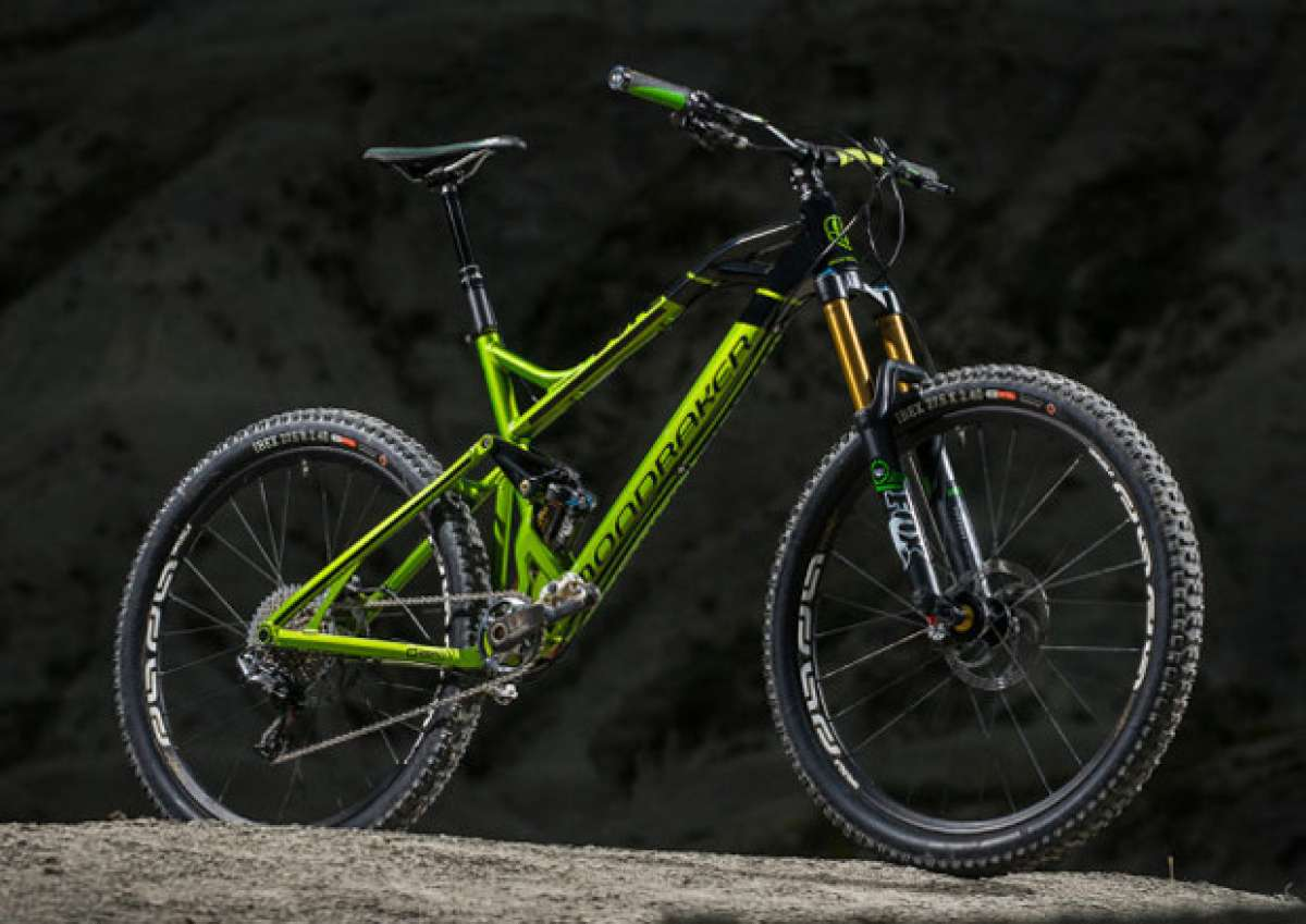 La nueva Mondraker Dune con ruedas de 27.5 pulgadas de 2014