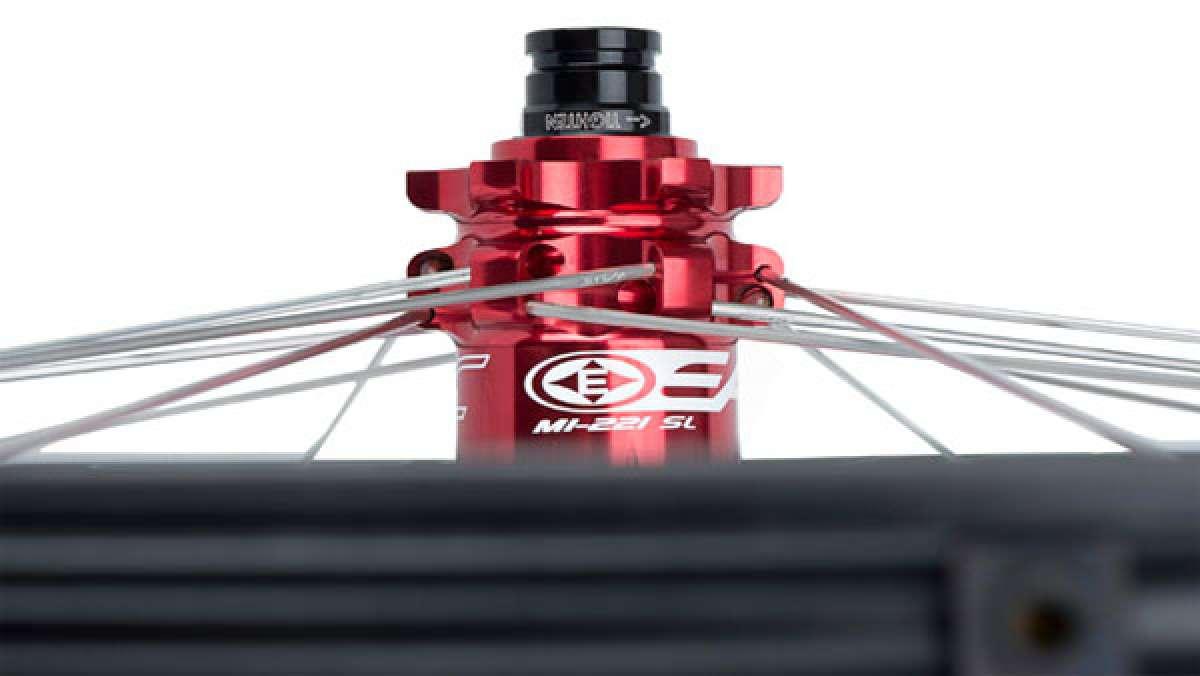 Easton lanza una actualización de los rodamientos del buje trasero M1 para una mayor durabilidad