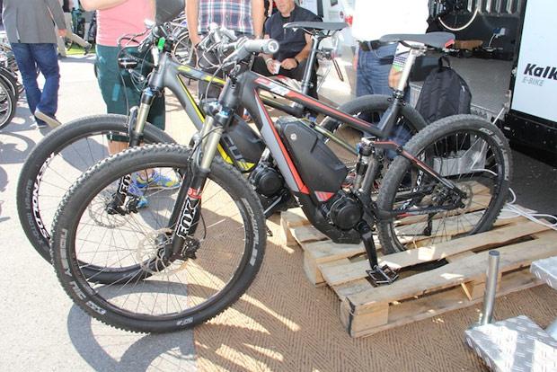 Eurobike 2013: Galería de imágenes con las nuevas bicicletas eléctricas de 2014