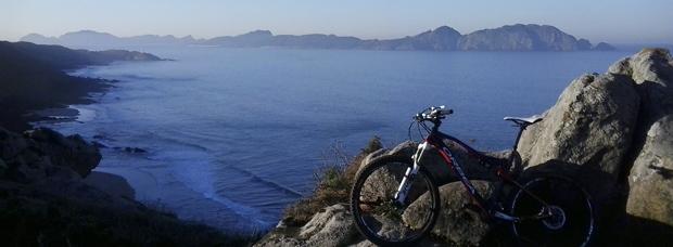 La foto del día en TodoMountainBike: 'Costa da Vela (Cangas, Pontevedra)'