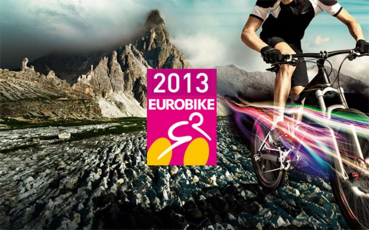EuroBike 2013. Nueva edición para la feria del ciclismo más importante del mundo