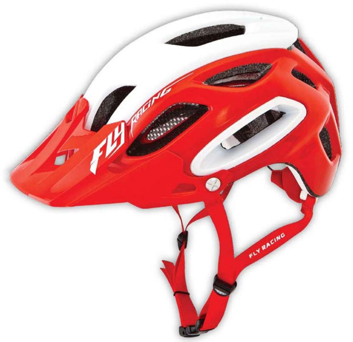 Fly Racing Freestone: El primer (y nuevo) casco para XC/Enduro de Fly Racing