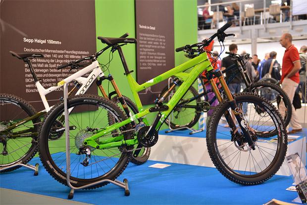 Eurobike 2013: Galería de fotografías de nuevos productos (Parte 1)