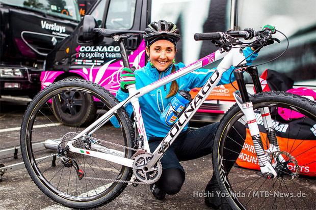 Un buen repaso en imágenes a las bicicletas de los corredores profesionales de UCI XCO