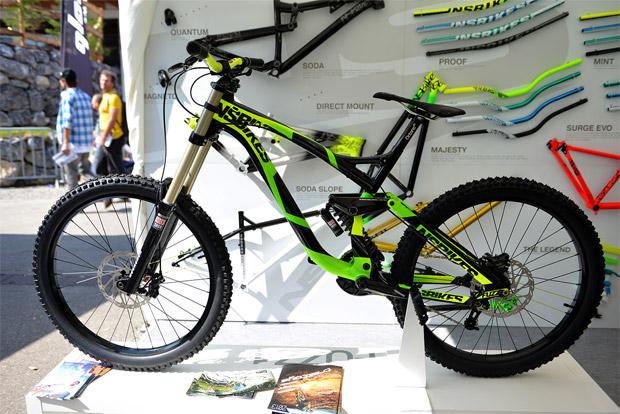Eurobike 2013: Galería de fotografías de nuevos productos (Parte 2)