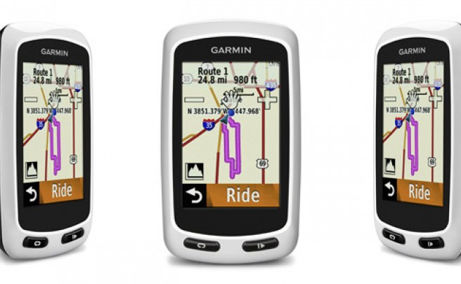 Garmin 2014: Nuevos navegadores GPS Garmin Edge Touring y Garmin Edge Touring Plus