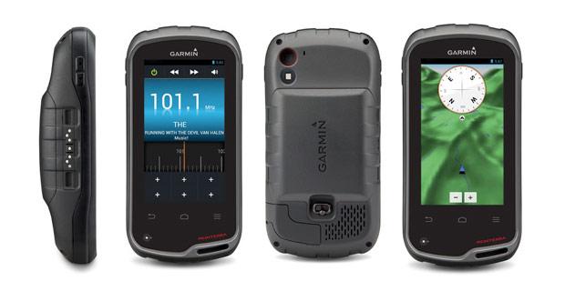 Garmin Monterra: Un nuevo GPS de aventura con sistema Android integrado