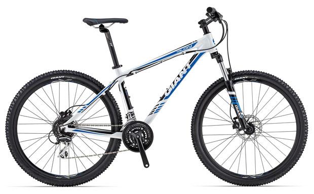 Giant Talon 27.5 de 2014: Una completa e interesante gama de bicicletas para principiantes