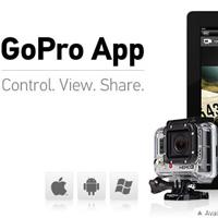 GoPro App 2.0: Nueva aplicación para manejar remotamente nuestra cámara HERO2 o HERO3