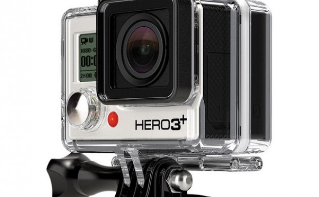 GoPro HERO3+: Más pequeña, más ligera y más potente que nunca