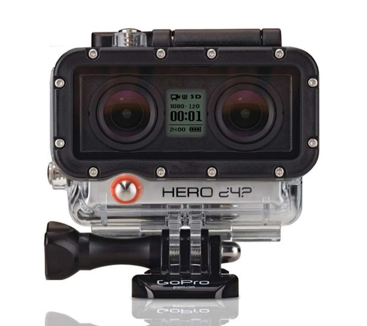 Sorpresa, sorpresa: ¿Nueva cámara GoPro HERO4 en el horizonte?