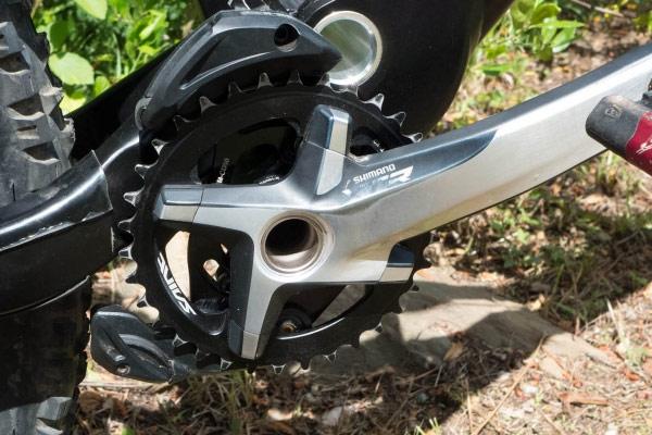 El prototipo (final) de la próxima bicicleta de Enduro con ruedas 650B del fabricante GT