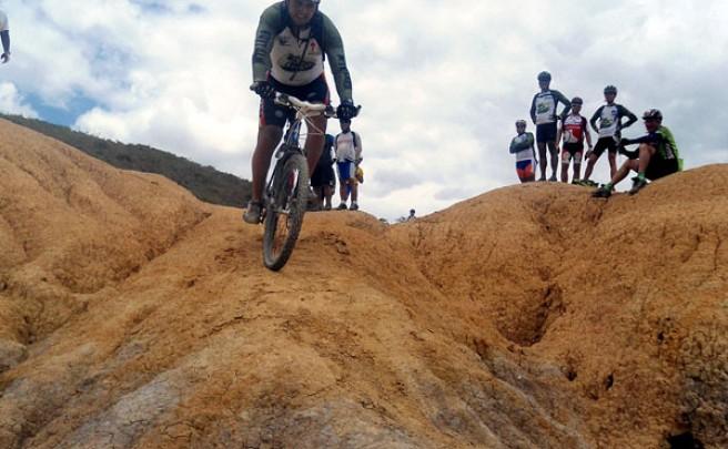 La foto de la semana en TodoMountainBike: 'Vuelta por La Hundición de Yay (Sanare, Venezuela)'