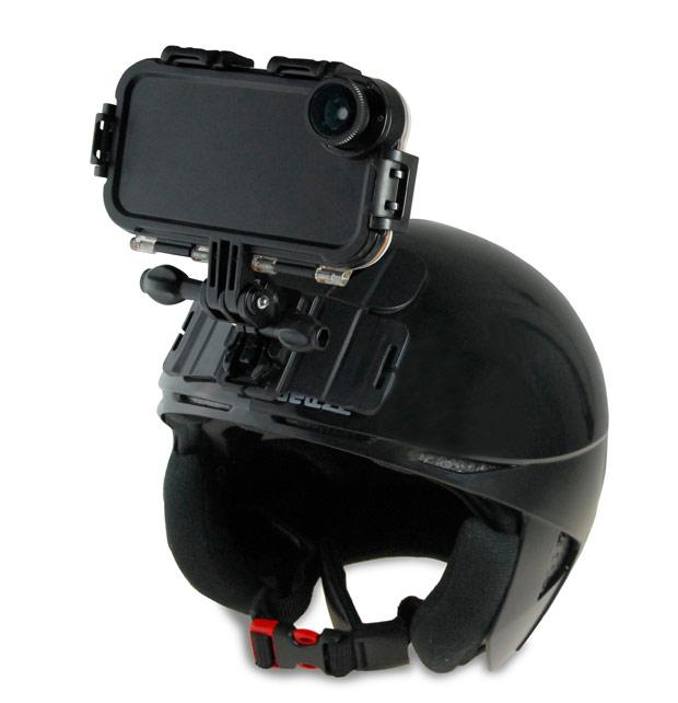iMountZ 2: Una carcasa para convertir nuestro smartphone en una cámara subjetiva