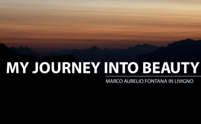 Video: Rodando con Marco Aurelio Fontana por las montañas de Livigno (Alpes, Italia)