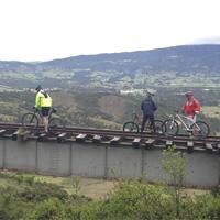 La foto del día en TodoMountainBike: 'La Carrilera'