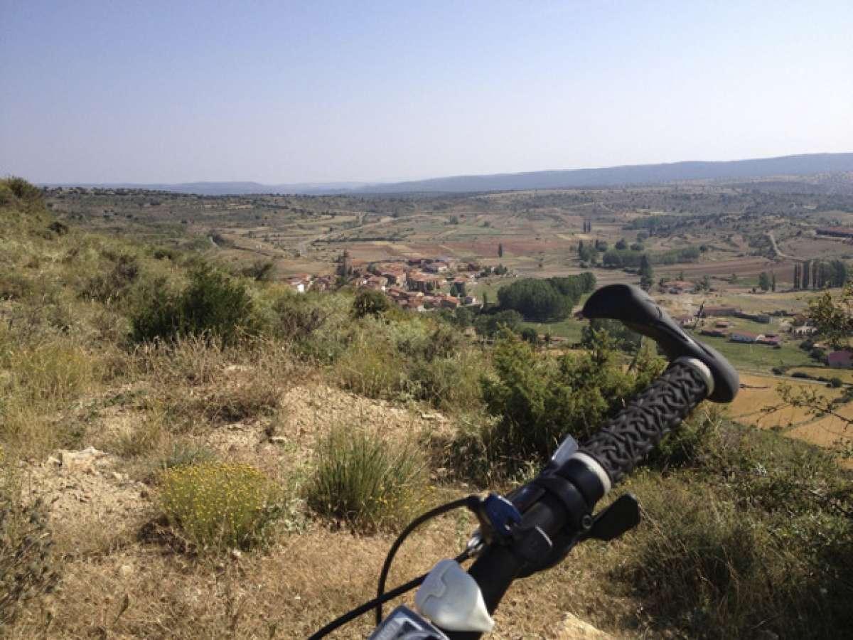 """La foto del día en TodoMountainBike: """"Altos de Terriente (Teruel)"""""""