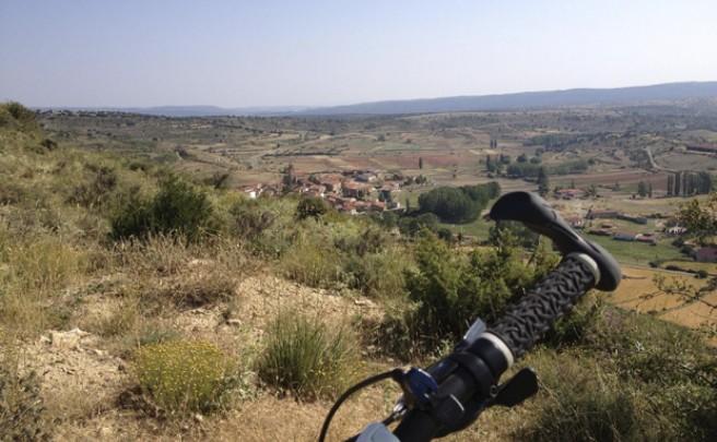 La foto del día en TodoMountainBike: 'Altos de Terriente (Teruel)'