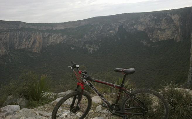 La foto del día en TodoMountainBike: 'La Joya (San Luis Potosí, México)'