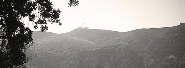 La foto del día en TodoMountainBike: 'La meta está en las antenas'