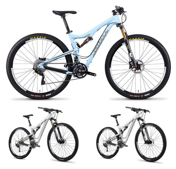 El renacimiento de Juliana Bicycles by Santa Cruz: Mountain Bikes 100% para mujeres