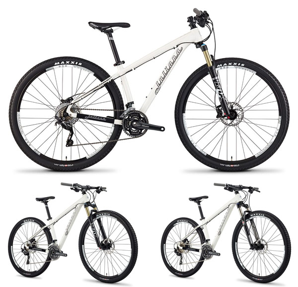 El renacimiento de Juliana Bicycles by Santa Cruz: Mountain Bikes 100% para mujeres