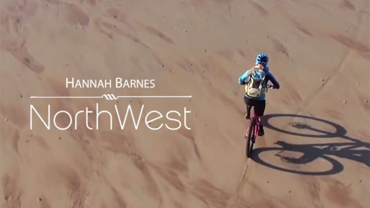Video: Hannah Barnes, recorriendo las Highlands escocesas en Mountain Bike