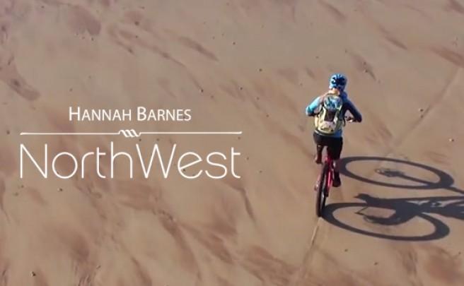 Video: Hannah Barnes, recorriendo las Highlands escocesas en Mountain Bike