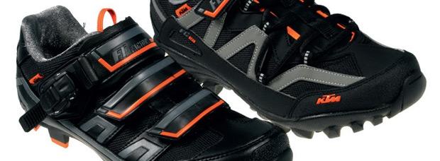 Las nuevas zapatillas KTM Factory Character y KTM Factory Team de 2014