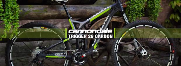 Video: La nueva Cannondale Trigger 29 Carbon de 2014 en acción