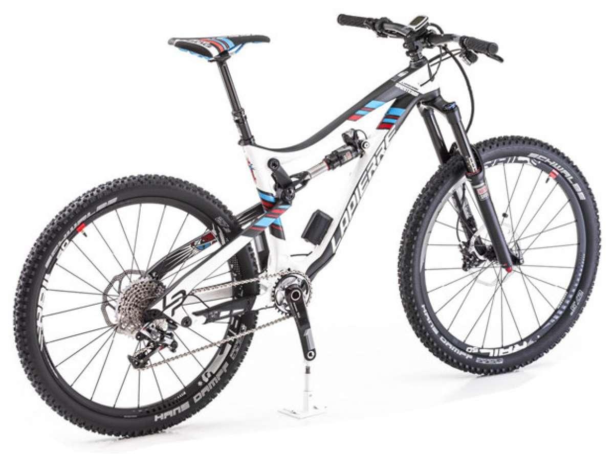 Lapierre Spicy 2014: Transformación radical para la bicicleta más 'endurera' de Lapierre