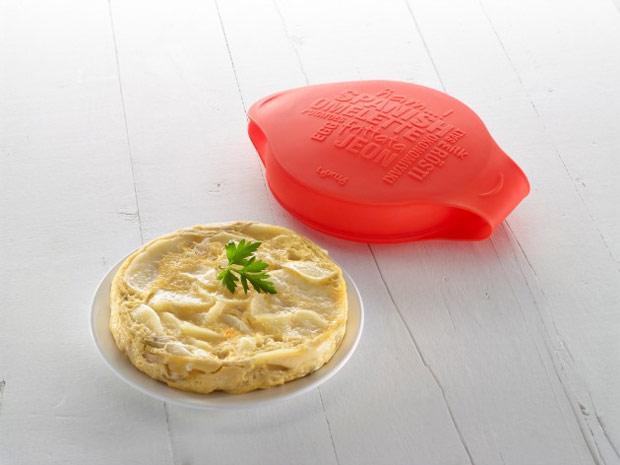 Nutrición: Lékué Omelette, el accesorio imprescindible para ciclistas amantes de la tortilla