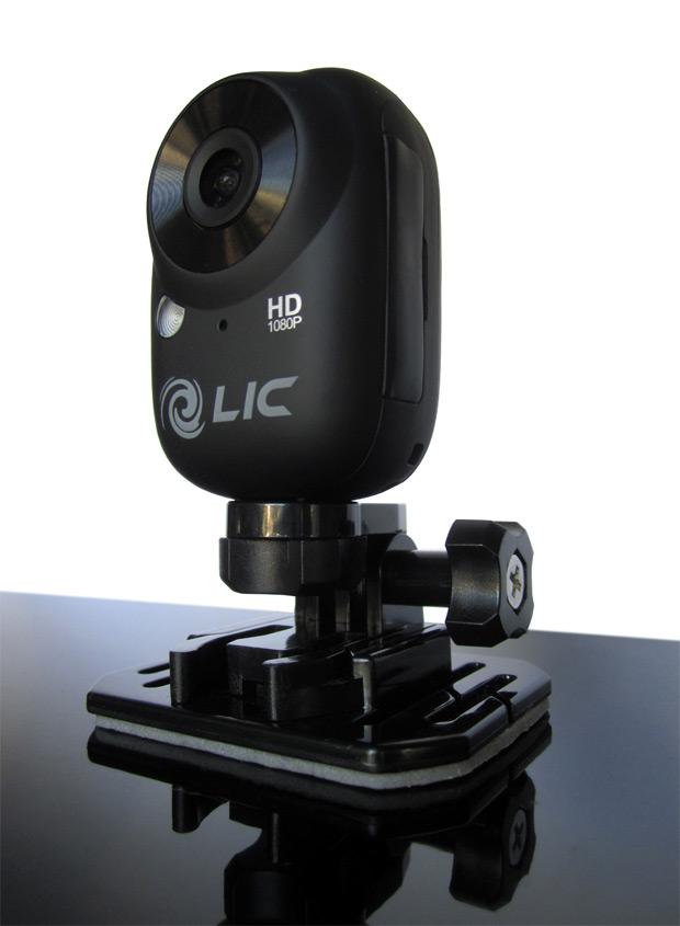 Liquid Image EGO, la cámara de acción más pequeña del mercado