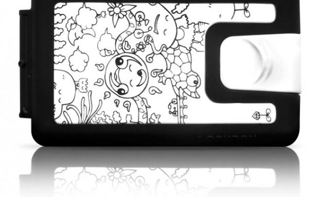 Lockbox presenta su primera colección con diseños ilustrados del artista Yoshi Sislay