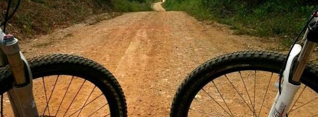 La foto de la semana en TodoMountainBike: 'Una carrera hasta la casa'