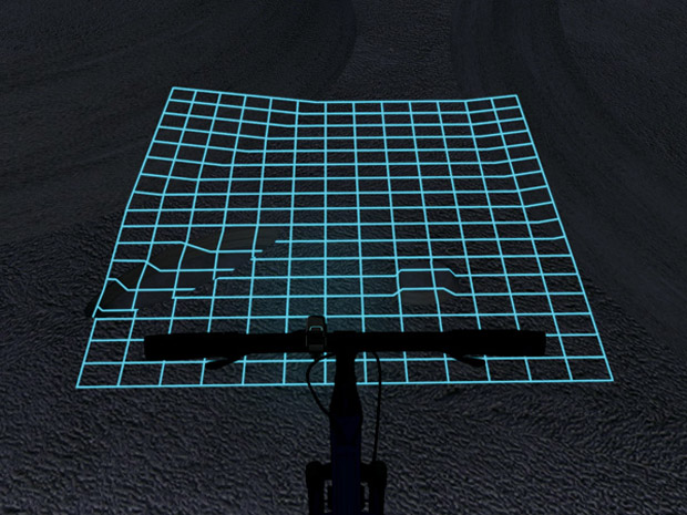 Lumigrids: Un proyector LED para mejorar la seguridad de nuestras salidas nocturnas