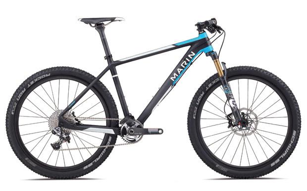 Marin Bikes: Nuevos modelos y nueva imagen para la temporada 2014