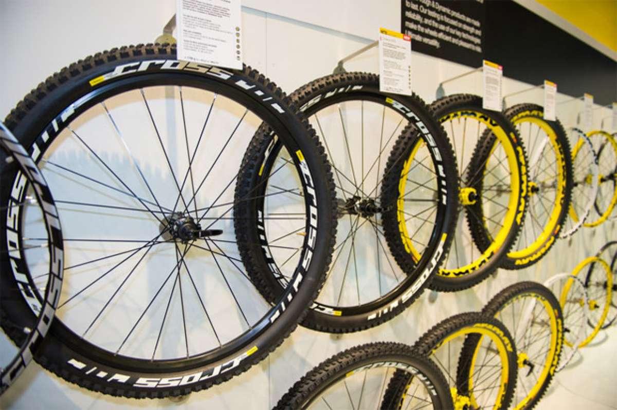 Mavic CrossRoc: Nuevo sistema rueda-neumático y más novedades de 27.5 pulgadas para 2014