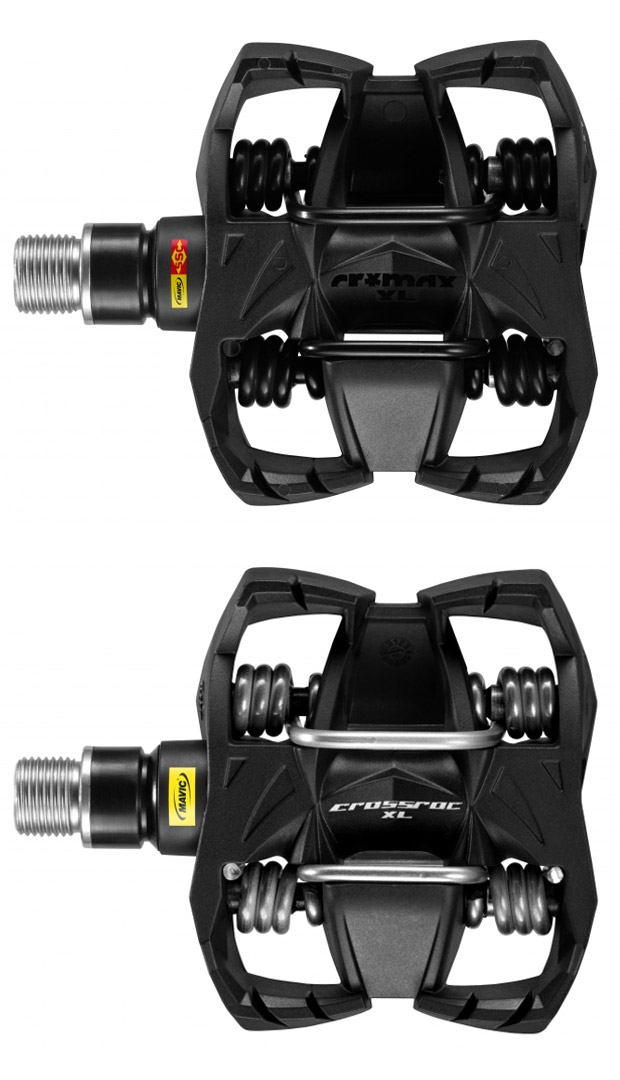 Mavic 2014: La nueva gama de pedales automáticos CrossMax, CrossRoc y CrossRide
