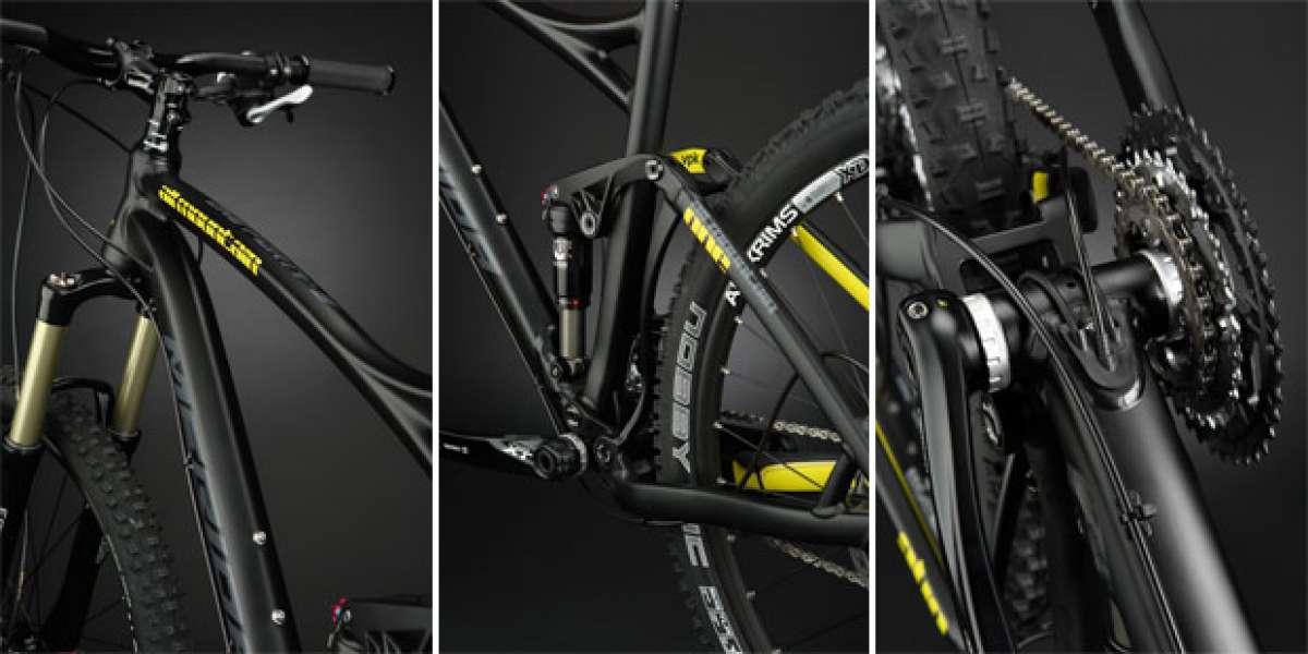 Merida One-Forty B 2014: La nueva (y primera) doble de Merida con ruedas de 27.5 pulgadas