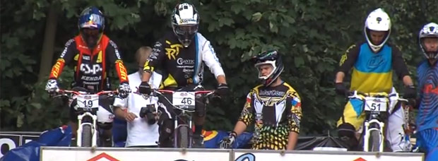 Video: Impresionante maniobra desafiando la gravedad con una bicicleta