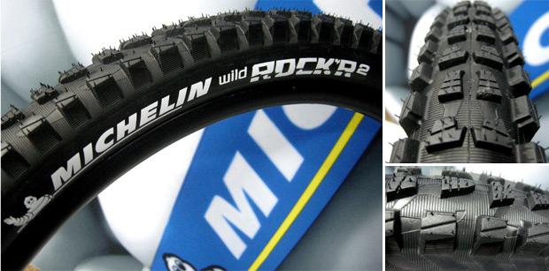 Nueva cubierta Michelin Wild Rock'R2 Advanced Reinforced para Enduro