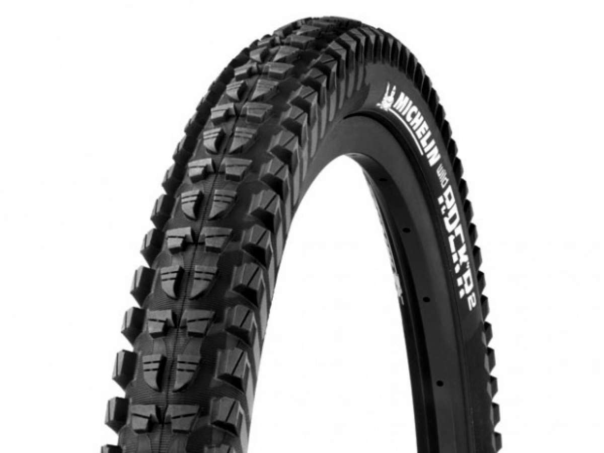 Nueva cubierta Michelin Wild Rock'R2 Advanced Reinforced para Enduro
