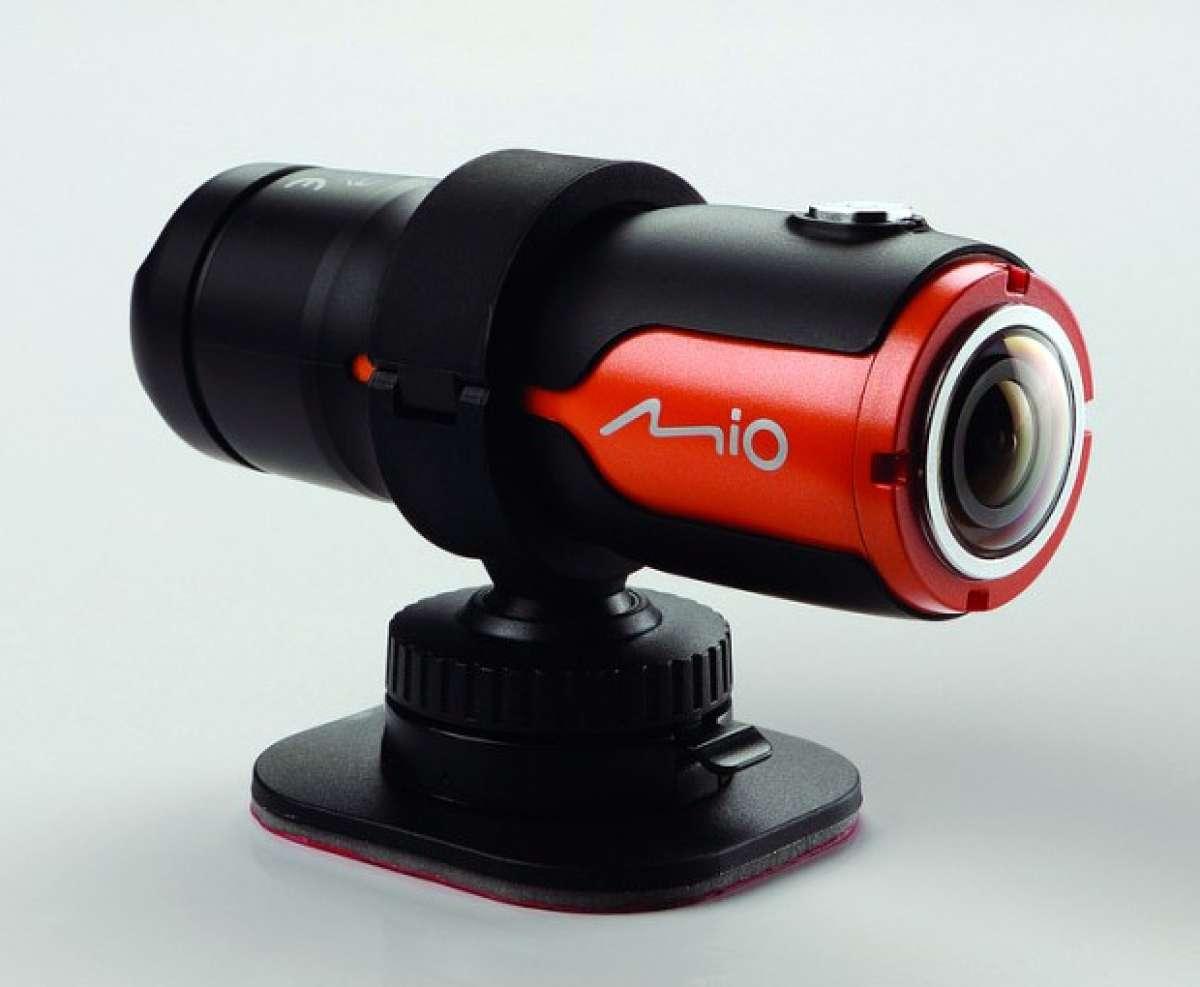 Mio MiVue M350: Otra nueva cámara de acción dispuesta a dar mucha guerra