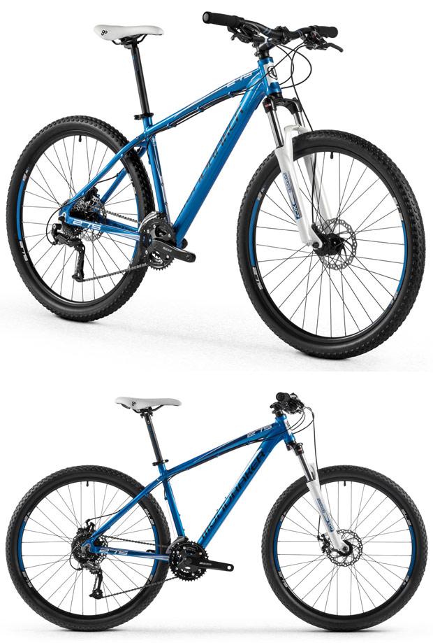Mondraker Concept de 2014: Estética y precios imbatibles para iniciarnos en el ciclismo de montaña