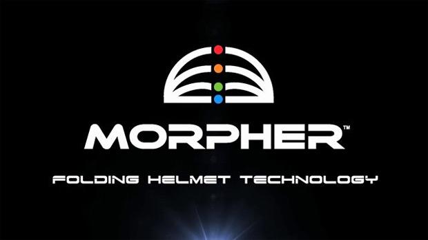 Morpher: Un casco plegable ultraplano para los ciclistas más urbanos